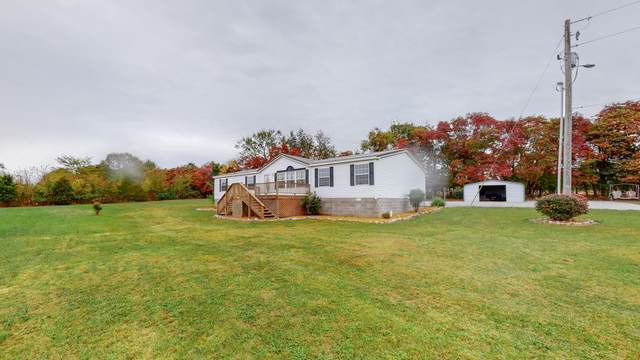 4696 Ky-293 N, Princeton, KY 42445 (MLS #RTC2199537) :: Adcock & Co. Real Estate