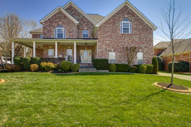 2196 Loudenslager Dr, Thompsons Station, TN 37179 (MLS #RTC2199540) :: Nashville on the Move
