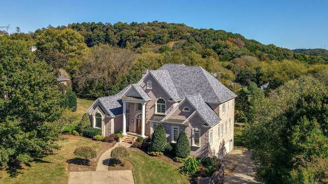 389 Lake Valley Dr, Franklin, TN 37069 (MLS #RTC2199562) :: Nashville on the Move