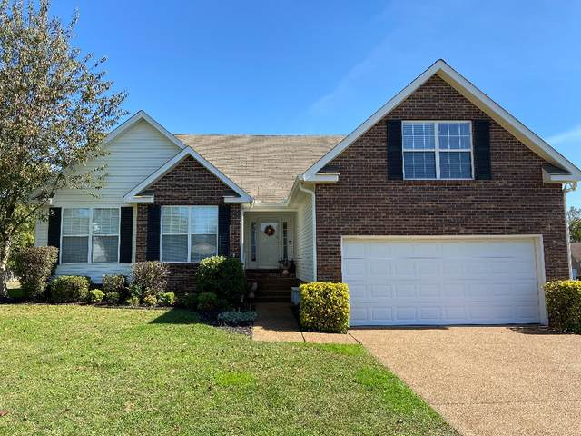 4000 Pewter Trl, Spring Hill, TN 37174 (MLS #RTC2199582) :: Nashville on the Move