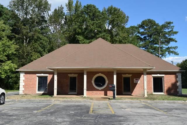 1100 Cedar Ln, Tullahoma, TN 37388 (MLS #RTC2199616) :: Village Real Estate