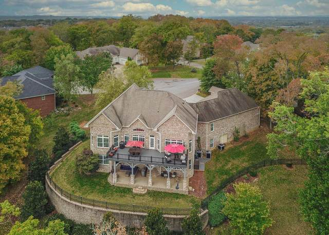103 Crestwood Ct, Hendersonville, TN 37075 (MLS #RTC2199634) :: Cory Real Estate Services