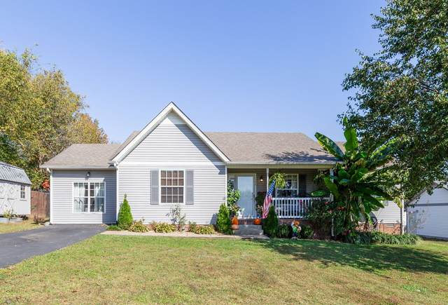 106 Dalya Ln, Columbia, TN 38401 (MLS #RTC2199679) :: Nashville on the Move