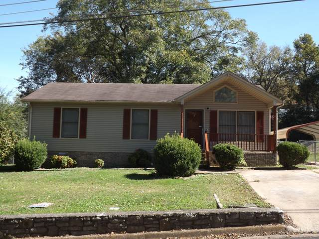 615 Victoria St, Pulaski, TN 38478 (MLS #RTC2199684) :: John Jones Real Estate LLC