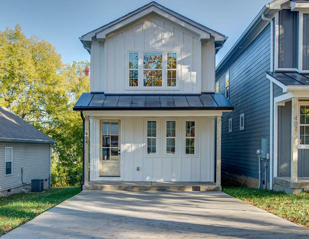 404 Lovell Street, Nashville, TN 37209 (MLS #RTC2199686) :: FYKES Realty Group