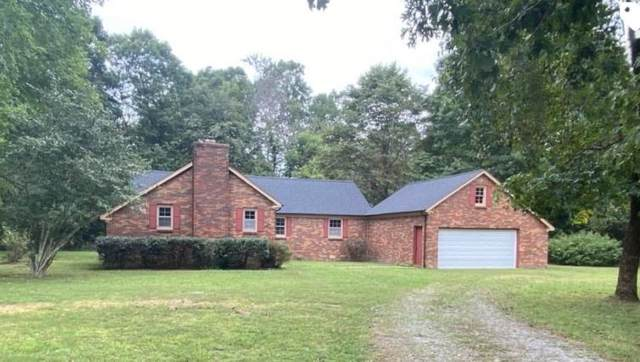 611 Big Hurricane Rd, Smithville, TN 37166 (MLS #RTC2199692) :: John Jones Real Estate LLC