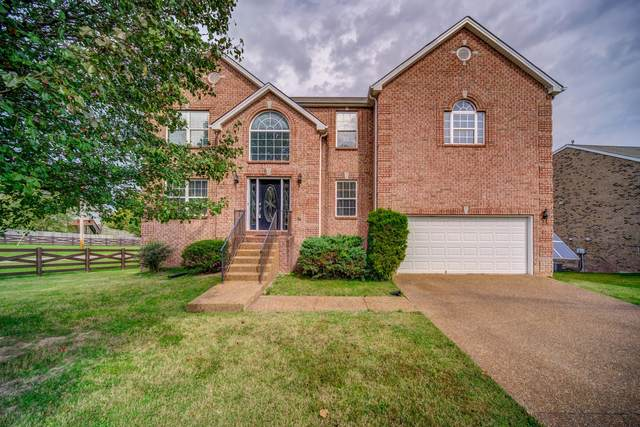 421 Cumberland Hills Dr, Hendersonville, TN 37075 (MLS #RTC2199742) :: Nashville on the Move