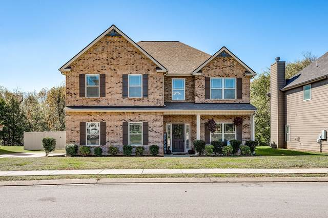 2508 Turtle Trce, Murfreesboro, TN 37127 (MLS #RTC2199784) :: Nashville on the Move