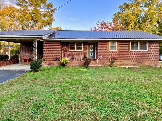 110 Gentry St, Mc Minnville, TN 37110 (MLS #RTC2199785) :: Ashley Claire Real Estate - Benchmark Realty