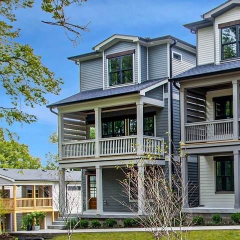 611 Linden Rose Aly, Nashville, TN 37209 (MLS #RTC2199791) :: Village Real Estate