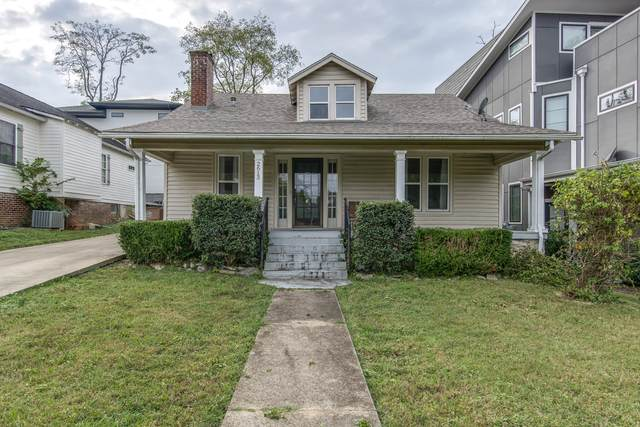 2613 W Kirkwood Ave, Nashville, TN 37204 (MLS #RTC2199815) :: EXIT Realty Bob Lamb & Associates