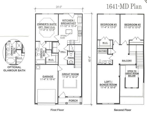 1002 Sully Drive (Lot203), Smyrna, TN 37167 (MLS #RTC2199862) :: Village Real Estate