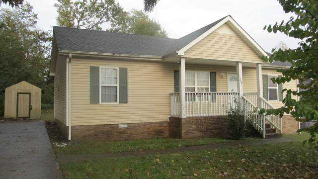 282 Fritz Cir, Clarksville, TN 37042 (MLS #RTC2199926) :: Morrell Property Collective | Compass RE