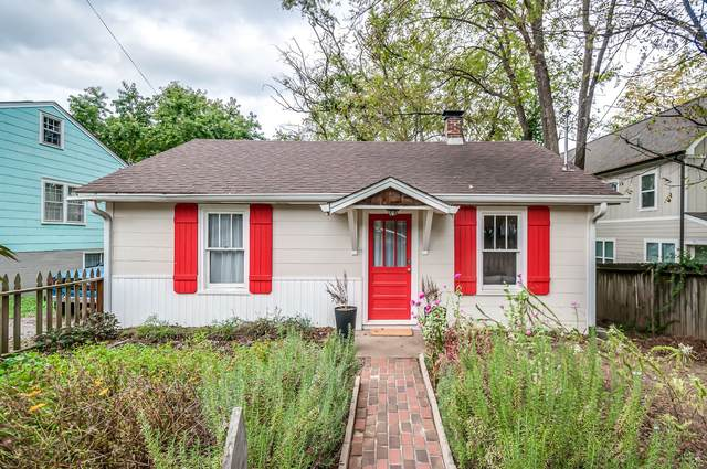 2203 Burbank Ave, Nashville, TN 37210 (MLS #RTC2199967) :: Cory Real Estate Services