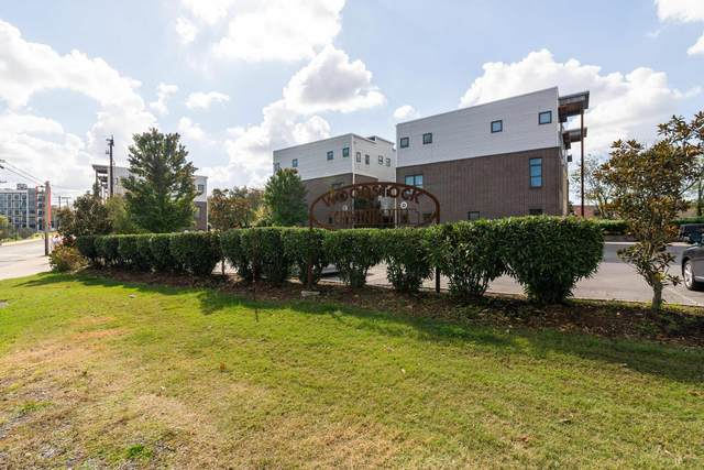 1225 4th Ave S #116, Nashville, TN 37210 (MLS #RTC2199984) :: Wages Realty Partners