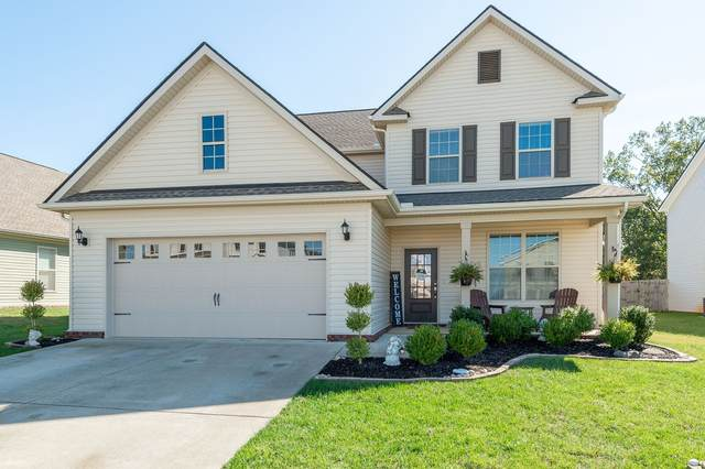 1010 Keeneland Dr, Spring Hill, TN 37174 (MLS #RTC2200001) :: The Huffaker Group of Keller Williams