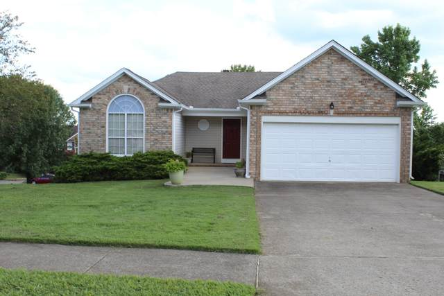 225 Granger View Circle, Franklin, TN 37064 (MLS #RTC2200057) :: Village Real Estate