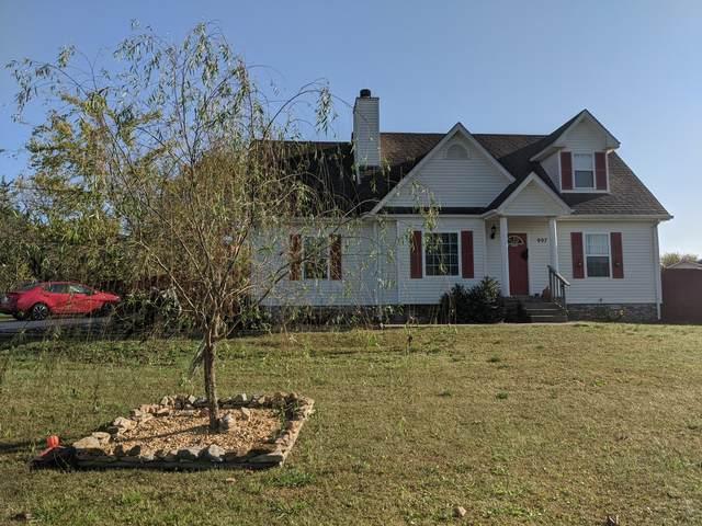 997 Joey Dr, Clarksville, TN 37042 (MLS #RTC2200070) :: Nashville on the Move