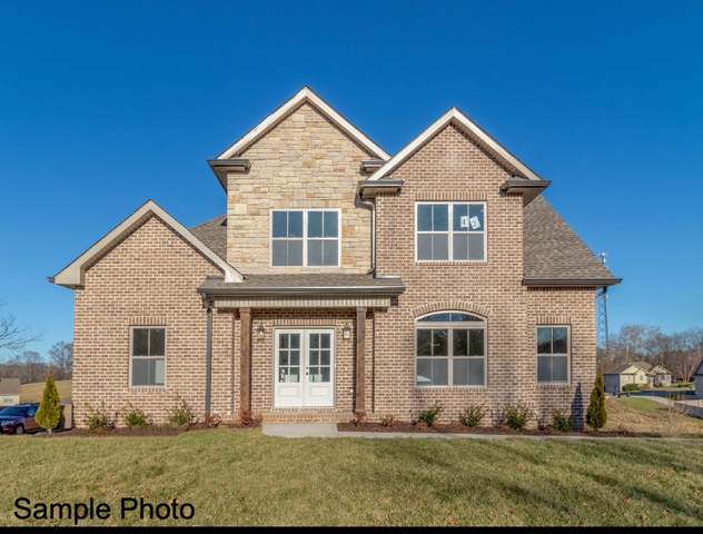 1436 Hickory Point Rd, Clarksville, TN 37043 (MLS #RTC2200088) :: Village Real Estate