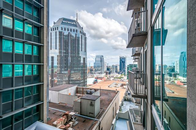 415 Church St #1307 #1307, Nashville, TN 37219 (MLS #RTC2200092) :: CityLiving Group
