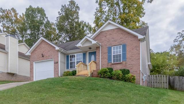 709 Arrowfield Dr, Clarksville, TN 37042 (MLS #RTC2200095) :: Village Real Estate