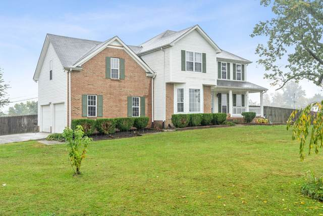 3445 E Henderson Way, Clarksville, TN 37042 (MLS #RTC2200106) :: Village Real Estate