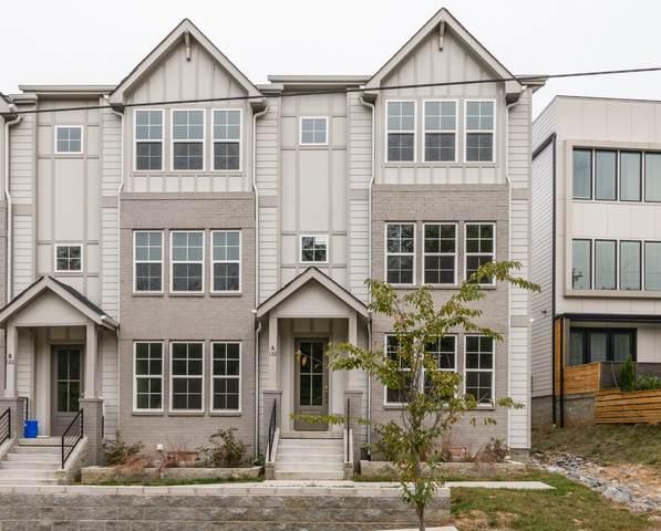 122A Oceola Avenue, Nashville, TN 37209 (MLS #RTC2200147) :: Village Real Estate
