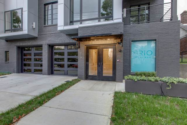 119 Acklen Park Drive #303, Nashville, TN 37203 (MLS #RTC2200160) :: Village Real Estate