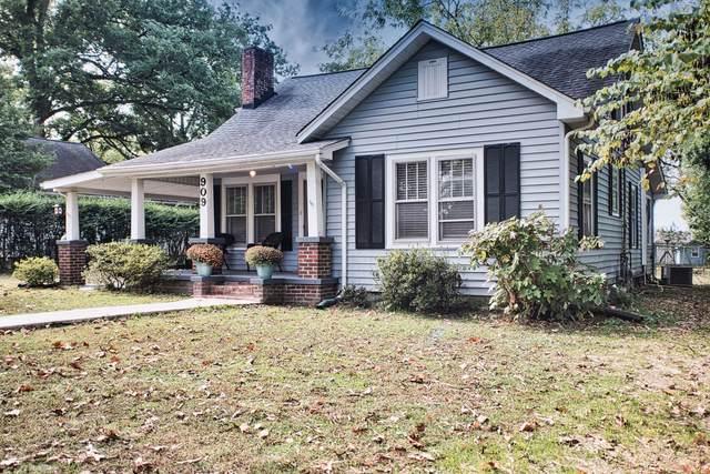 909 Ovoca Rd, Tullahoma, TN 37388 (MLS #RTC2200211) :: Village Real Estate