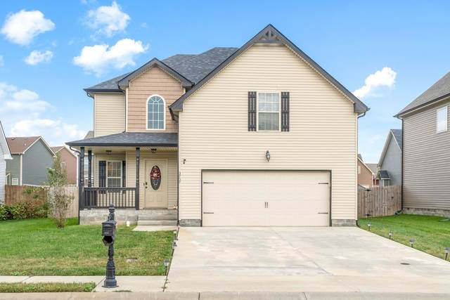 3757 Windhaven Dr, Clarksville, TN 37040 (MLS #RTC2200243) :: Nashville on the Move