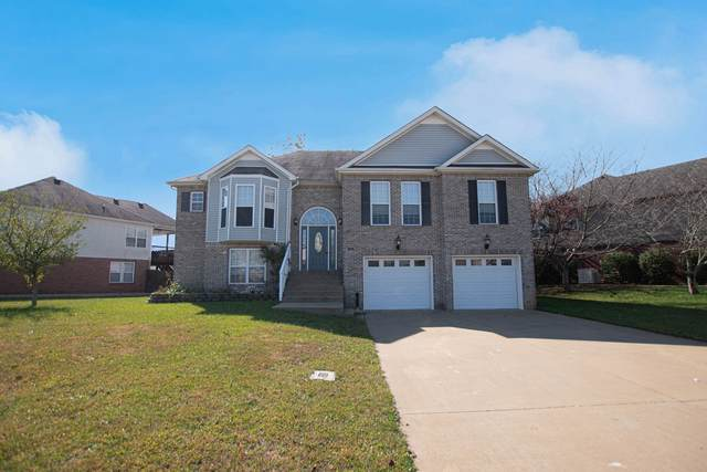 3498 Clover Hill Dr, Clarksville, TN 37043 (MLS #RTC2200294) :: The Miles Team | Compass Tennesee, LLC
