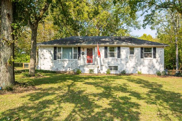 6808 Fleetwood Dr, Nashville, TN 37205 (MLS #RTC2200320) :: The Miles Team | Compass Tennesee, LLC