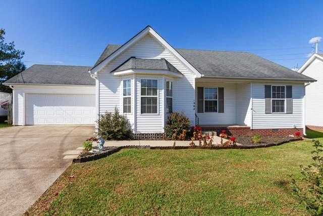 1984 Old Castle Dr, Murfreesboro, TN 37127 (MLS #RTC2200354) :: Team George Weeks Real Estate
