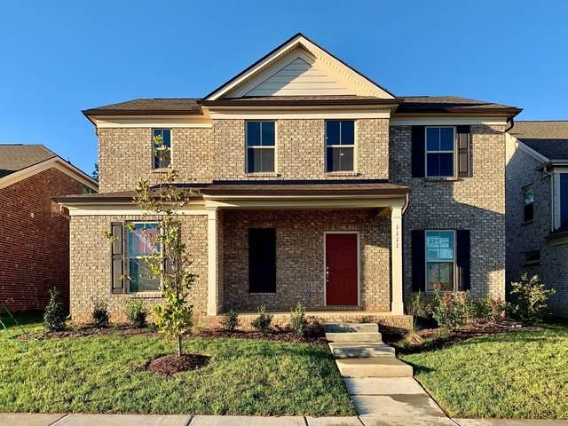1111 Carlisle Place Lot 221, Mount Juliet, TN 37122 (MLS #RTC2200371) :: Nashville on the Move