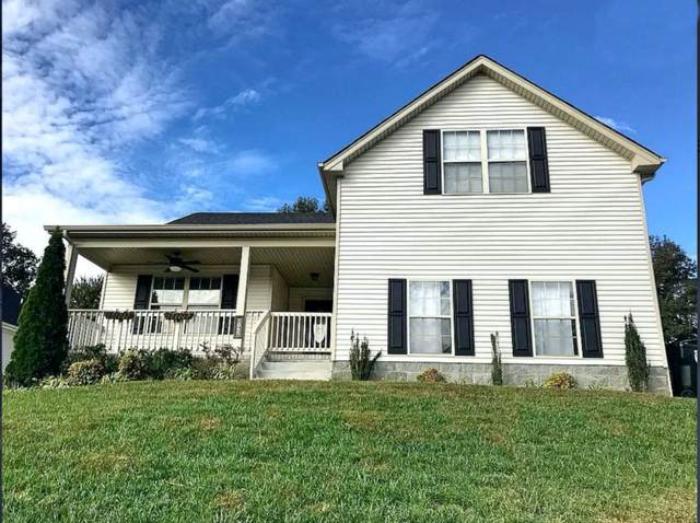 1060 Freedom Dr, Clarksville, TN 37042 (MLS #RTC2200378) :: Kenny Stephens Team