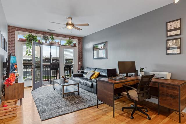 817 3rd Ave N #307, Nashville, TN 37201 (MLS #RTC2200380) :: Kenny Stephens Team