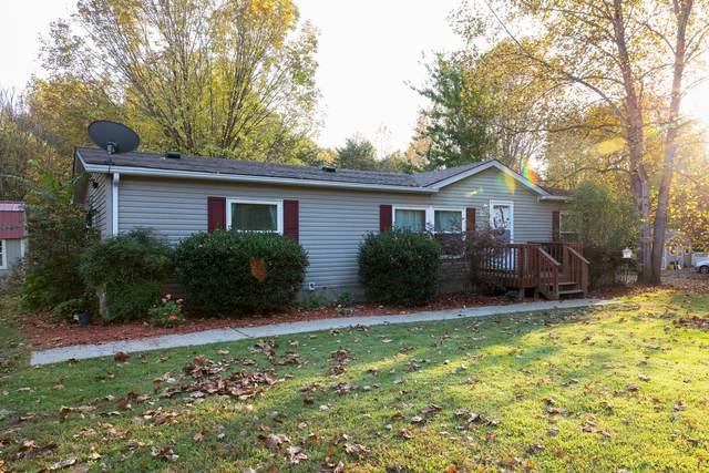 1464 Poplar Ridge Ln, Chapmansboro, TN 37035 (MLS #RTC2200388) :: Village Real Estate