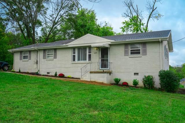304 Willard Dr, Nashville, TN 37211 (MLS #RTC2200399) :: Village Real Estate