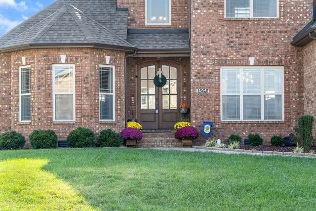 1568 Edgewater Ln, Clarksville, TN 37043 (MLS #RTC2200406) :: Village Real Estate