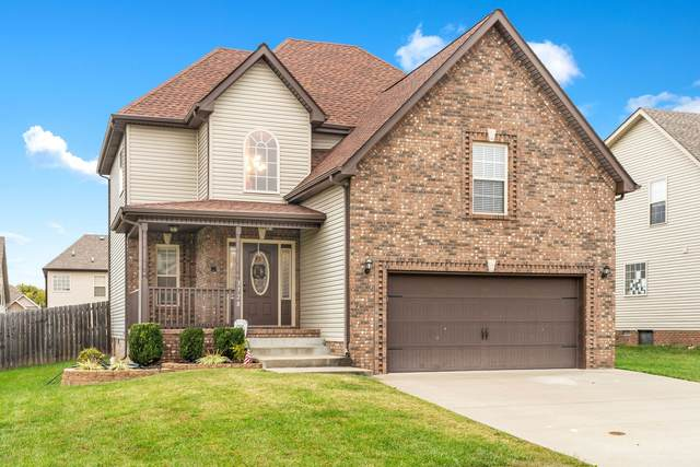 3728 Tradewinds Terrace, Clarksville, TN 37040 (MLS #RTC2200425) :: Nashville on the Move