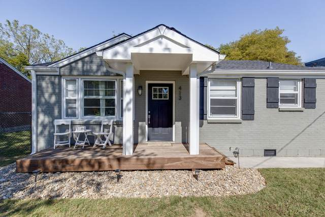 413 Cottonwood Dr, Nashville, TN 37214 (MLS #RTC2200429) :: Village Real Estate