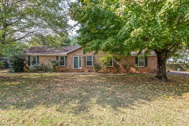 2896 Princess Cir, Murfreesboro, TN 37129 (MLS #RTC2200459) :: Village Real Estate