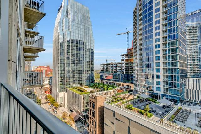 301 Demonbreun St #1309, Nashville, TN 37201 (MLS #RTC2200491) :: CityLiving Group