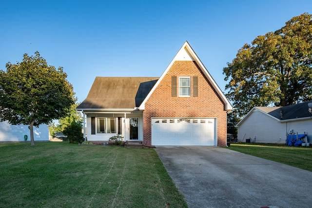 1247 Ballater Dr, Murfreesboro, TN 37128 (MLS #RTC2200495) :: Village Real Estate