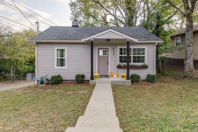 898 Sharpe Ave, Nashville, TN 37206 (MLS #RTC2200506) :: Village Real Estate