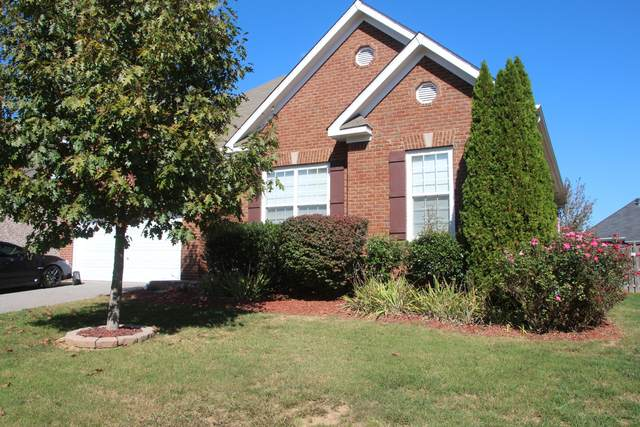1043 Aenon Cir, Spring Hill, TN 37174 (MLS #RTC2200534) :: Armstrong Real Estate