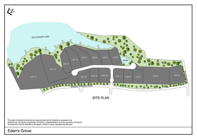 0 Paradise City Blvd, Mount Juliet, TN 37122 (MLS #RTC2200555) :: Team George Weeks Real Estate