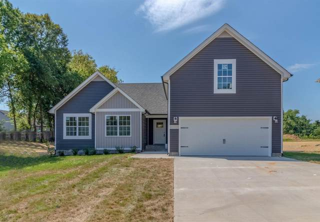 192 Bonnell Drive, Clarksville, TN 37042 (MLS #RTC2200558) :: Adcock & Co. Real Estate