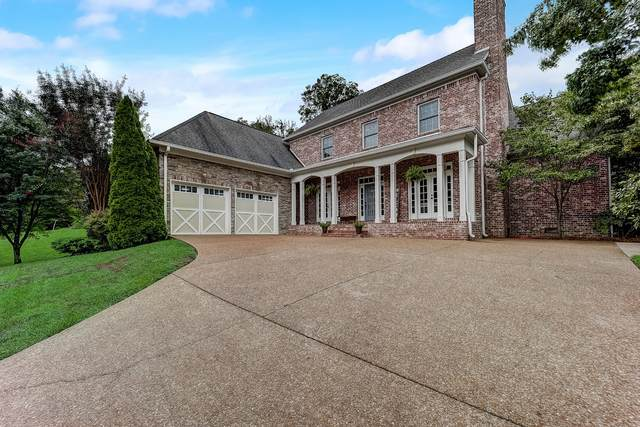 1572 Eastwood Dr, Brentwood, TN 37027 (MLS #RTC2200561) :: Village Real Estate