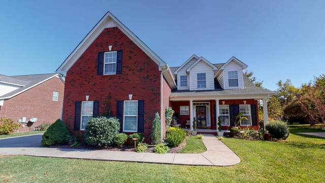 1326 Dunraven Dr, Murfreesboro, TN 37128 (MLS #RTC2200585) :: Nashville on the Move